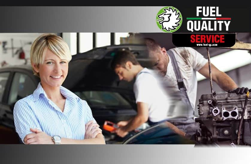 officina Fuel Quality Service